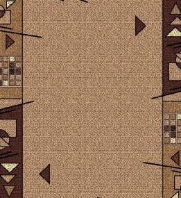 Синтетическая ковровая дорожка Zeynep 116 , BEIGE
