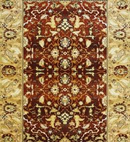 Шерстяная ковровая дорожка AGNUS Hetman Ruby