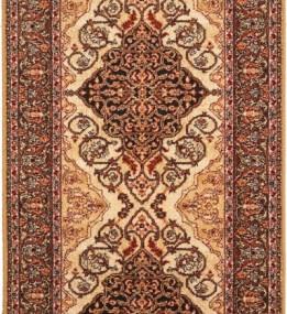 Шерстяная ковровая дорожка Leyla amber - высокое качество по лучшей цене в Украине.