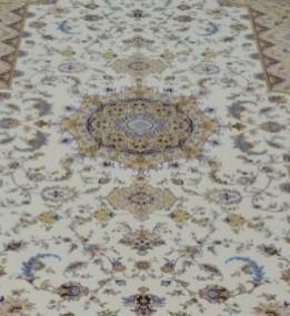Высокоплотная ковровая дорожка Mashad 398 , CREAM