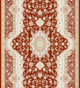 Высокоплотная ковровая дорожка Mashad 398 , RED