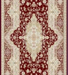 Высокоплотная ковровая дорожка Mashad 514 , RED