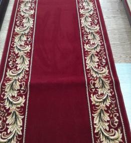 Шерстяная ковровая дорожка Premiera (Millenium) 370, 4, 60800