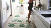 Как выбрать ковер на кухню