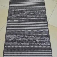 Безворсовая ковровая дорожка 107928, 0.67х1.70