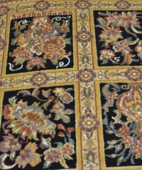 Иранский ковер 110509 1.00х1.50 прямоугольный