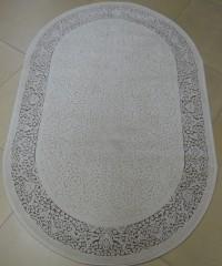 Акриловый ковер 110988 2.00х2.90 овал