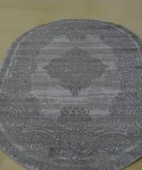 Высокоплотный ковер 128789 2.00x2.90 овал