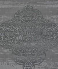 Высокоплотный ковер 128789 1.20x1.80 овал