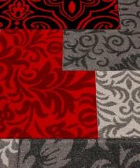 Синтетический ковер 104222 2.00х2.90 овал