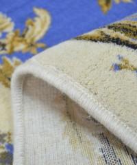 Шерстяний килим 132027, 1.50х2.25, прямокутник