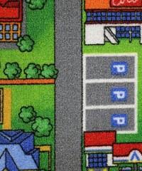 Детский ковролин 110402 0.48х0.48 квадрат