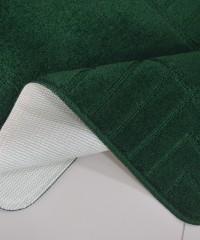 Килим для ванної 128873 комплект зелений