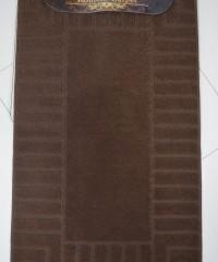 Килим для ванної 128873 комплект коричневий