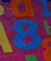 Детский ковер 111684 1.33х1.90 прямоугольный