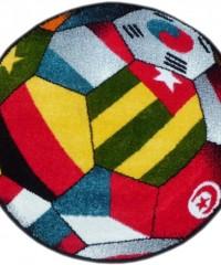 Детский ковер 101733 0.67х0.67 круг