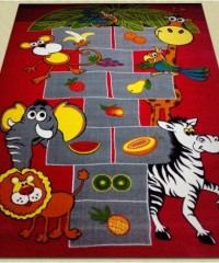 Детский ковер 118987 1.60х2.30 прямоугольный