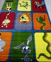 Детский ковер 129318 1.60x2.30 прямоугольный