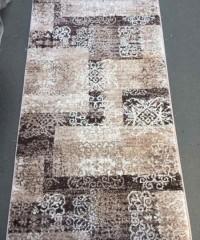 Синтетическая ковровая дорожка 128560, 1.20х0.70