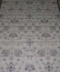 Безворсовая ковровая дорожка 105756 0.80х1.70