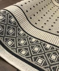 Безворсовая ковровая дорожка 129719-1001200, 1.00х2.00