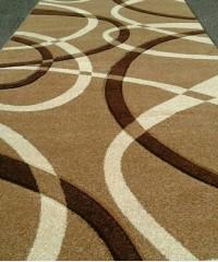 Синтетична килимова доріжка 121929, 1.50х5.66