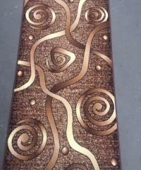 Синтетическая ковровая дорожка 120913 0.80x1.50