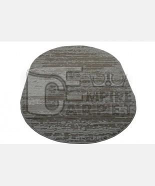Акриловый ковер 110968 0.80х1.50 овал - imperiakovrov.com