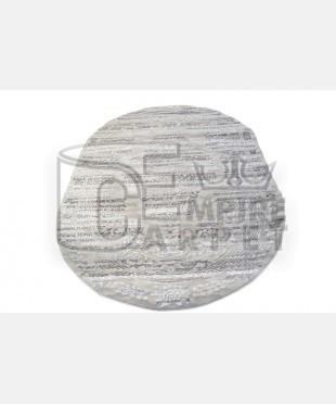 Высокоплотный ковер 128788 1.20x1.80 овал - imperiakovrov.com