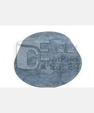 Высокоплотный ковер 128787 2.00x2.90 овал - imperiakovrov.com