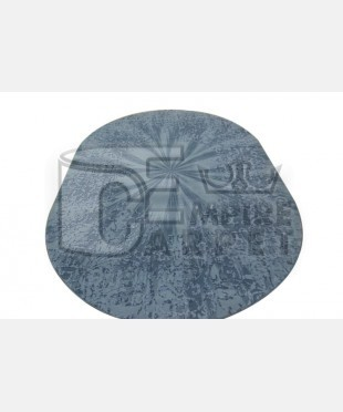 Высокоплотный ковер 128797 2.00x2.90 овал - imperiakovrov.com