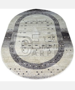 Синтетический ковер 102338 1.50х2.30 овал - imperiakovrov.com