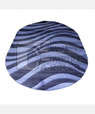 Синтетический ковер 104431 0.80х1.50 овал - imperiakovrov.com