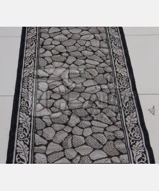 Безворсовая ковровая дорожка 128189 образец - imperiakovrov.com