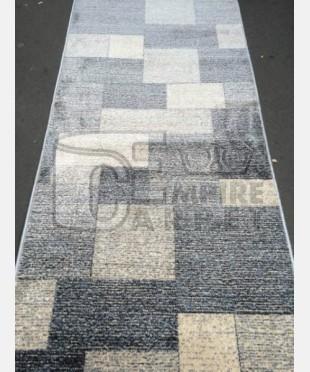 Синтетическая ковровая дорожка 128863 образец - imperiakovrov.com