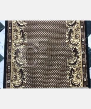 Синтетическая ковровая дорожка 102178 образец - imperiakovrov.com