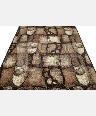 Синтетическая ковровая дорожка 107750 образец - imperiakovrov.com