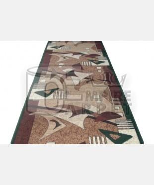 Синтетическая ковровая дорожка 107747 образец - imperiakovrov.com