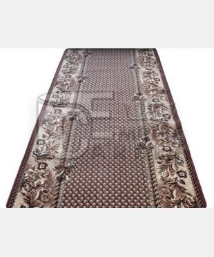 Синтетическая ковровая дорожка 107756 образец - imperiakovrov.com