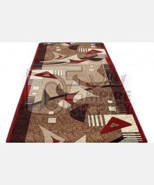 Синтетическая ковровая дорожка 107746 образец - imperiakovrov.com