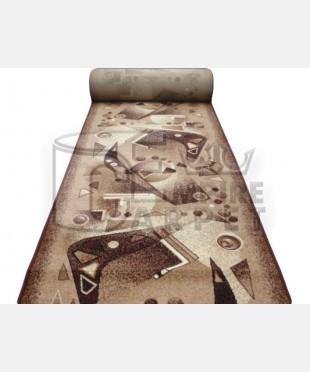 Синтетическая ковровая дорожка 107755 1.20х2.56 - imperiakovrov.com
