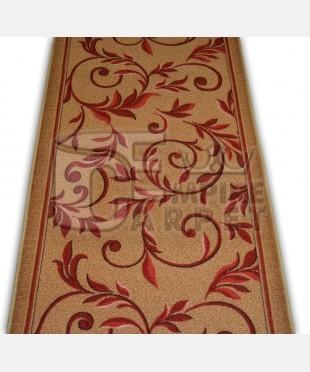 Синтетическая ковровая дорожка 110406 0.80x1.52 - imperiakovrov.com