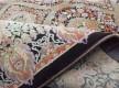 Иранский ковер Diba Carpet Fakhr d.brown - высокое качество по лучшей цене в Украине - изображение 2