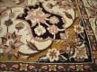 Иранский ковер Diba Carpet Esfahan D.Brown - высокое качество по лучшей цене в Украине - изображение 2