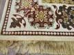 Иранский ковер Diba Carpet Setareh Cream - высокое качество по лучшей цене в Украине - изображение 4