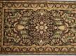 Иранский ковер Diba Carpet Farahan Dark Brown - высокое качество по лучшей цене в Украине - изображение 2