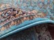 Иранский ковер Silky Collection (D-015/1069 blue) - высокое качество по лучшей цене в Украине - изображение 3