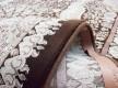 Высокоплотный ковер Esfehan AG56A D.Brown-Ivory - высокое качество по лучшей цене в Украине - изображение 3