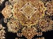 Иранский ковер Marshad Carpet 3040 Dark Brown - высокое качество по лучшей цене в Украине - изображение 3