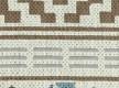 Безворсовый ковер Star 19019-073 - высокое качество по лучшей цене в Украине - изображение 2